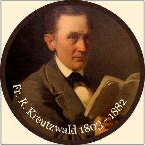 Kreutzwaldi märk, magnet
